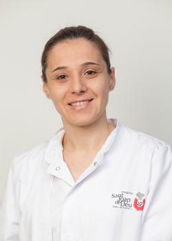 Annabel Recio Evans coordinadora enfermería hospitalización en Mallorca Health Care