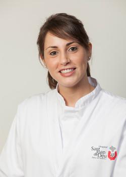 Sara Blanco Beccalli enfermera hospitalización en Mallorca Health Care