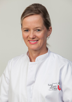 Angelika Bernadette Kuper enfermera hospitalización Mallorca Healt Care