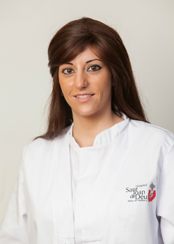 Carolina de Castro Estévez enfermera hospitalización en Mallorca Health Care