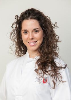 Cristina Blanco Beccalli enfermera área quirúrgica en Mallorca Health Care