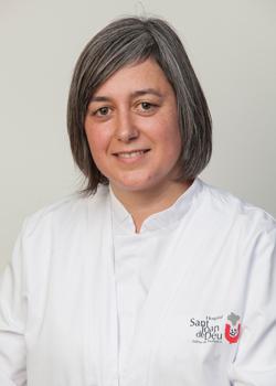 Jaumeta Pou Pou coordinadora enfermería hospitalización en Mallorca Health Care