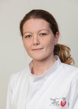 Jessica Deborah Calafat Rogers enfermera hospitalización en Mallorca Health Care