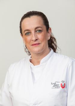 Reyes Marín Fernández coordinadora enfermería hospitalización en Mallorca Health Care